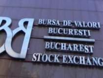 Bursa scade pentru a doua...
