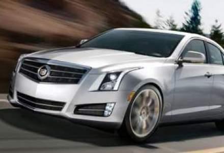 Cadillac ATS, masina anului 2013, in America de Nord