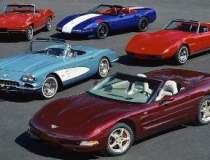 Evolutia Chevrolet Corvette:...