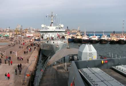 Portul Constanta, cel mai mare din estul Uniunii Europene, are nevoie de 280 de milioane de euro pentru modernizarea infrastructurii feroviare