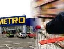 Lantul de magazine Metro,...
