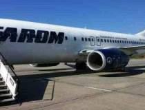 Avionul lovit de fulger la...