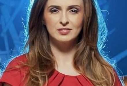 Gabriela Lungu pleaca la Londra ca vicepresedinte executiv al agentiei Weber Shandwick