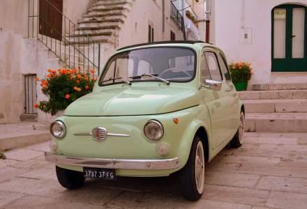 Fiat sarbatoreste 120 de ani de la primul automobil