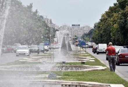 Restrictii de trafic in Bucuresti, in acest weekend