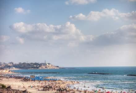 """Toate plajele din Tel Aviv au primit distinctia """"Blue Flag"""". Autoritatile se asteapta la o crestere a turismului"""