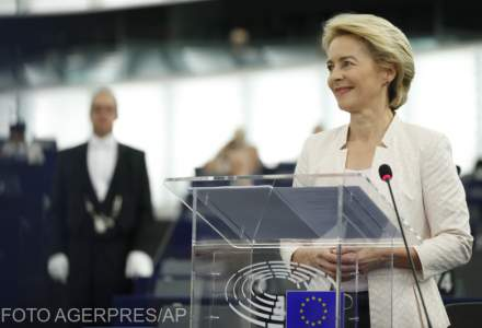 Parlamentul European ar putea vota astazi prima femeie la sefia Comisiei Europene. Ce a promis Ursula von der Leyen