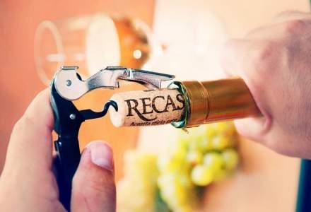 Cramele Recas, liderul pietei de vinuri din Romania. Afaceri de peste 38 milioane euro in 2018