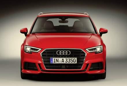 Audi pregateste un rival pentru Mercedes-Benz CLA si BMW Seria 2 Gran Coupe: modelul va avea la baza viitoarea generatie A3 si va debuta in 2021