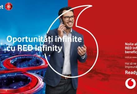Vodafone Business a lansat noul portofoliu RED Infinity pentru companii