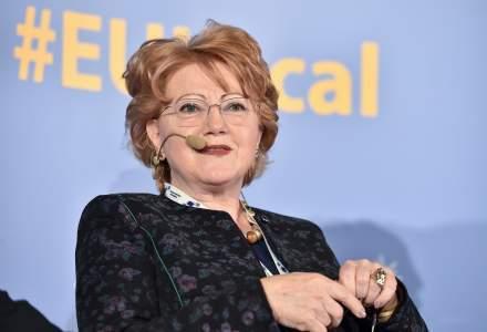 Fostul primar Astrid Fodor se intoarce in functie dupa decizia Tribunalului Sibiu
