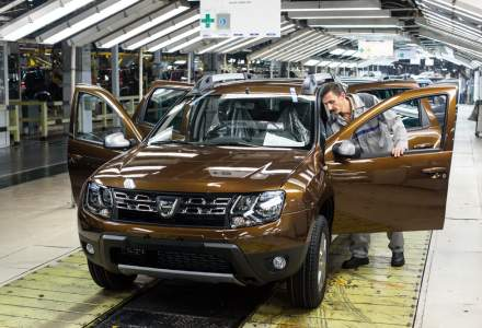 Renault a decis sa asambleze modelele Logan si Duster intr-o noua fabrica
