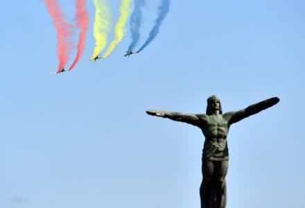 Ziua Aviatiei Romane - ceremonie la Monumentul Eroilor Aerului, vor evolua aeronave si elicoptere