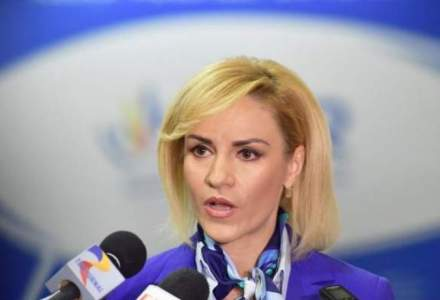 Firea, despre prezidentiale: Am intrat in competitie/ Pandele: Daca ea va candida, eu renunt