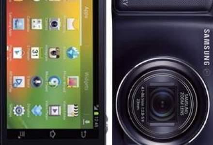 GADGETUL SAPTAMANII: Samsung Galaxy Camera, primul aparat foto cu Android [PREVIEW]