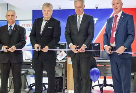 Dominic Bruynseels pleaca de la conducerea First Bank