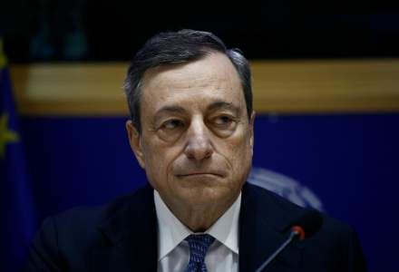 Mario Draghi, BCE: Perspectivele economiei mondiale se inrautatesc tot mai mult