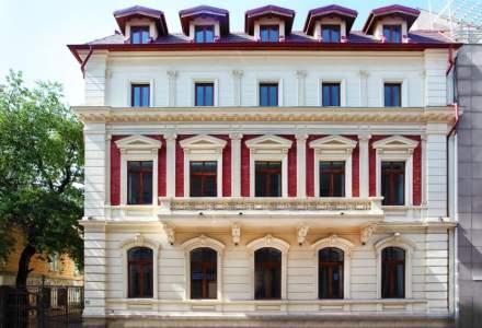 """[FOTO] Artmark scoate la licitatie fostul sediu al liceului """"Nicolae Tonitza"""", pretul de pornire fiind de 3 milioane de euro"""