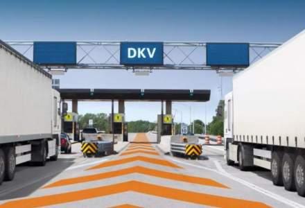 DKV vrea sa faca anul acesta in Romania 360 MIL. euro din plata taxelor de drum si a carburantului