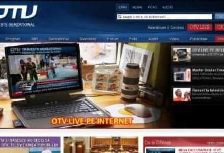 Ramas fara licenta, OTV a inceput sa emita online