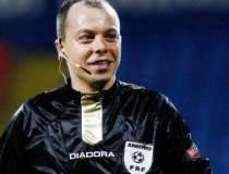 Arbitrul FIFA Marius Avram...