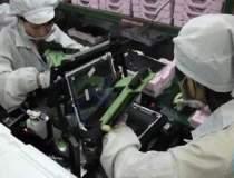 Incident la o fabrica Samsung...