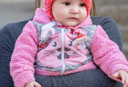 Statistica trista: 1 din 8 copii romani, nascuti de o mama care nu a implinit inca 20 de ani
