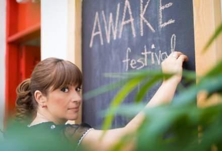 """Laura Coroianu: """"Suntem intr-o euforie a festivalurilor"""". Cum cresti sustenabil un festival si cum s-a dezvoltat Awake"""