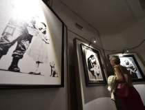 The Art of Banksy, sustinuta...
