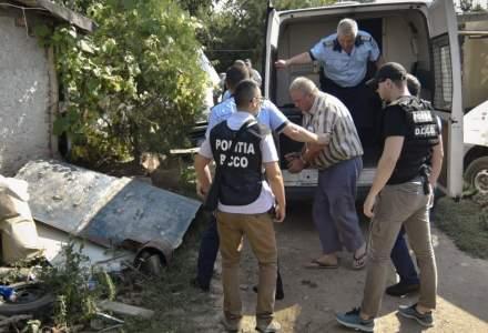 DIICOT: Cercetarea la fata locului a vizat in special fixarea prezentei Luizei Melencu la domiciliul inculpatului