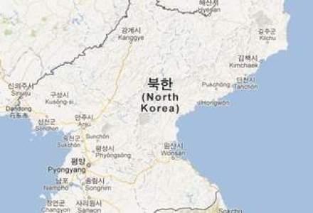 Imagini cu lagarele de concentrare surprinse de Google in Coreea de Nord