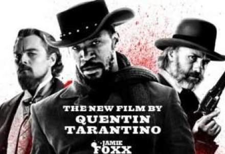 Django dezlantuit, lider pentru a doua saptamana in box office-ul romanesc de weekend