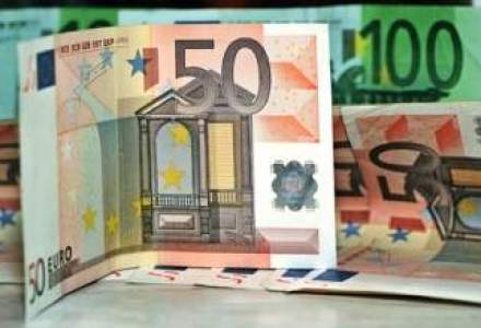 Euro s-a apreciat peste nivelul de 1,35 dolari