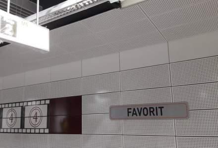 Metrorex are conturile blocate in urma unei datorii de 94 de milioane de lei; lucrarile la Magistrala 5 de metrou, incetinite