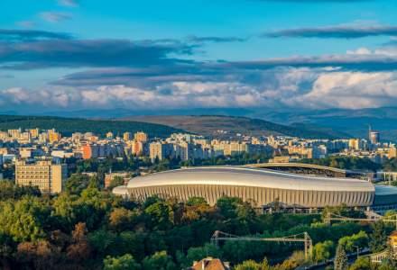Vola.ro: Crestere cu 40% a numarului biletelor de avion vandute spre Cluj-Napoca, in perioada Electric Castle si Untold
