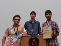 Premii pentru studentii...