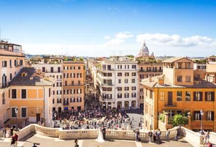 Restrictii in Roma, pentru turisti. Se aplica amenzi de pana la 400 de euro