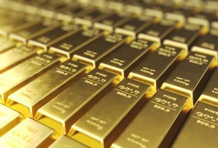 Aurul ajunge la noi maxime. Leul se intareste