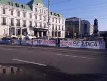 Iasi: Manifestantii au plecat...