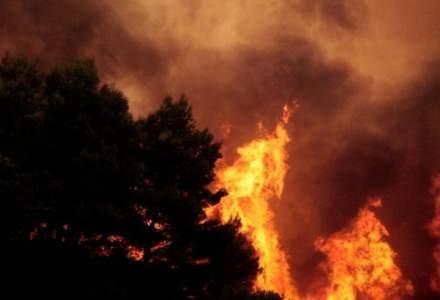 Incendiu in Spania: peste 1.000 de persoane evacuate si drumuri inchise. MAE a emis o atentionare de calatorie