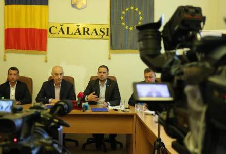 Guvernul finanteaza constructia unui port turistic in Calarasi