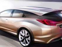 Honda aduce conceptul Civic...