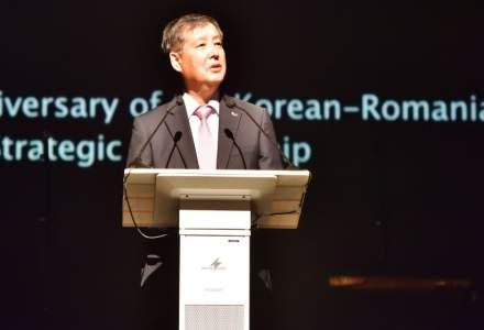 Ambasadorul Coreei de Sud: Investitorii coreeni vor sa se implice in constructia autostrazilor si spitalelor din Romania