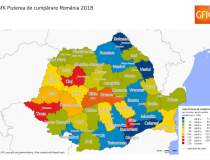 Ce regiuni din Romania au cea...