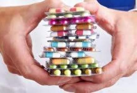 Avans modest de 3,1% pentru piata farmaceutica in 2012