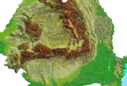 Proiectul de impartire a tarii in 8 regiuni, pus din nou pe tapet