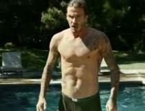 David Beckham face echipa cu...