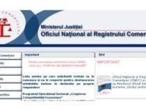 CCIR: vrem Registrul...