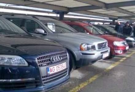 Timbrul de mediu se modifica din nou, masinile diesel taxate mai mult