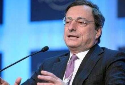 Increderea in euro incepe sa creasca, dobanda cheie a BCE ramane la minimul de 0,75%